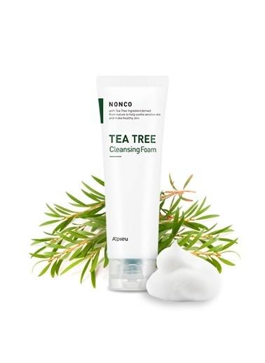 Missha A'Pıeu Nonco Tea Tree Cleansing Foam Renksiz
